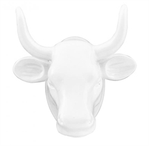 CowParade - Magnet Cow, White