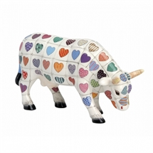 CowParade - Cali Cow, Medium