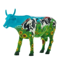 CowParade - Cow Barn, Large