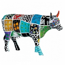 CowParade - Cowcado de Impanema, Large