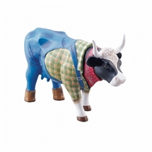 CowParade - Farmer Cow, Medium