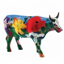 CowParade - Georgia O'Kowffe, Large
