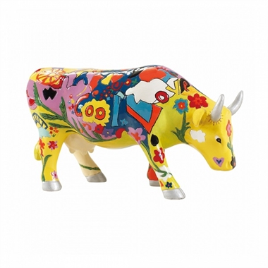 CowParade - Groovy Moo, Medium