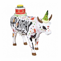 CowParade - Happy Birthday to Moo!, Large