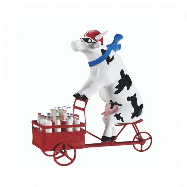 CowParade - Lait Triporteur, Medium