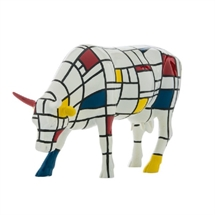 CowParade - Moondrian, Large