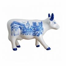 CowParade - Paris Cow, Medium