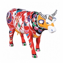 CowParade - Shanghai Cow, Large