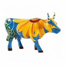 CowParade - Udderly Sunflowers, Medium