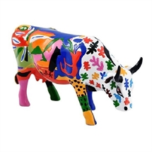 CowParade - A La Mootise, Medium