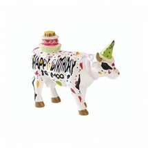 CowParade - Happy Birthday to Moo!, Small