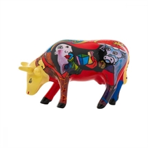 CowParade - Hommage to Picowso's , Medium