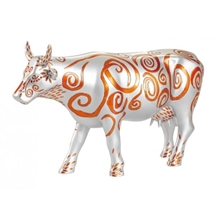CowParade - Metallicow, Large