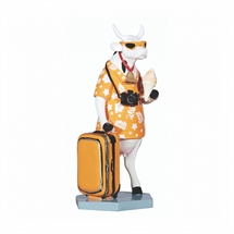 CowParade - Vacation Cow, Medium